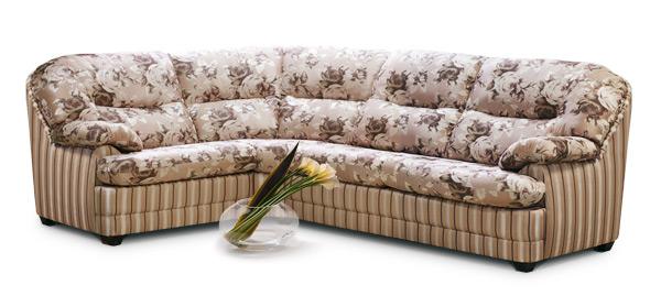 Угловой диван-кровать Вега-12 очень красив и функционален